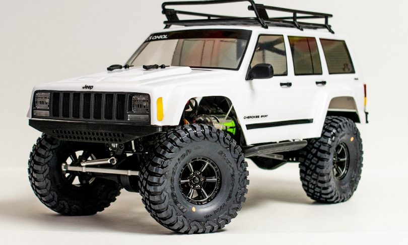 Hands-on with Pro-Line's BFGoodrich KM3 1.9″ G8 Rock Terrain Tires