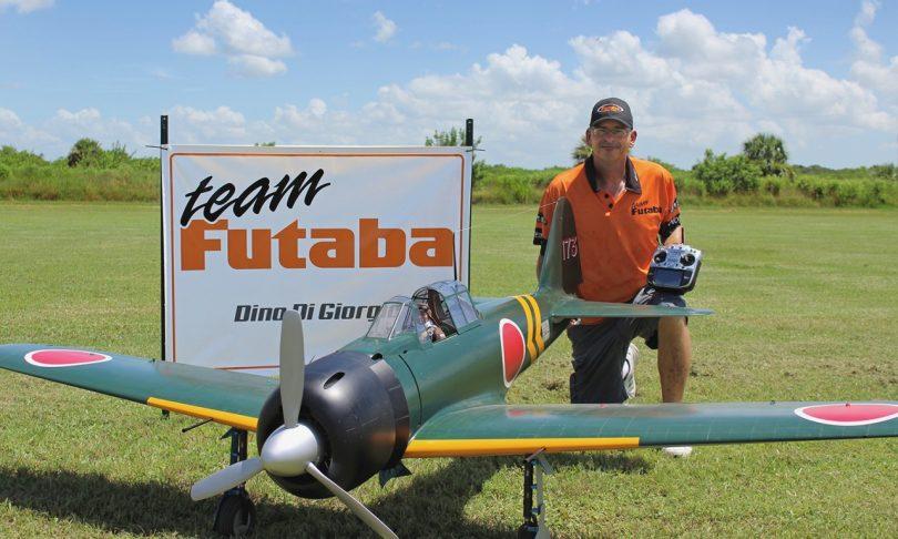 Dino Di Giorgio Joins Air Team Futaba