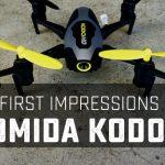 First Impressions: Dromida KODO HD Mini Quadcopter