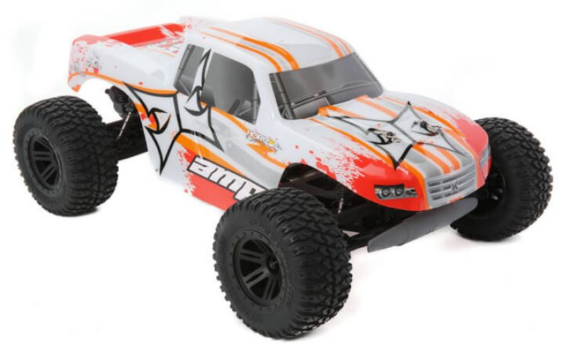 Get Amped with the Latest Monster Truck from ECX – Amp MT