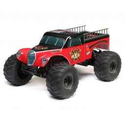 Get Truckin' with the ECX Axe R/C Monster Truck