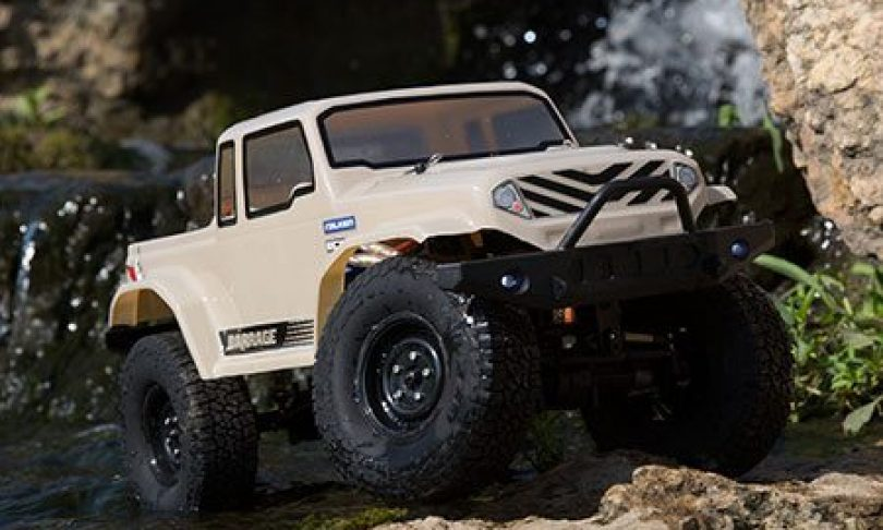 Get into Scale R/C Trailing with the ECX Barrage