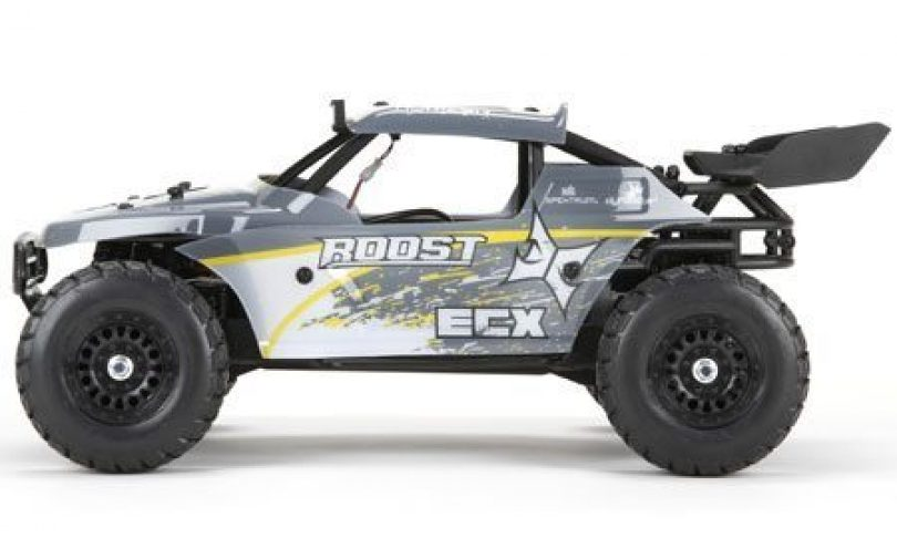 ECX Releases Two New Small-Scale Radio-controlled Rock Crawlers