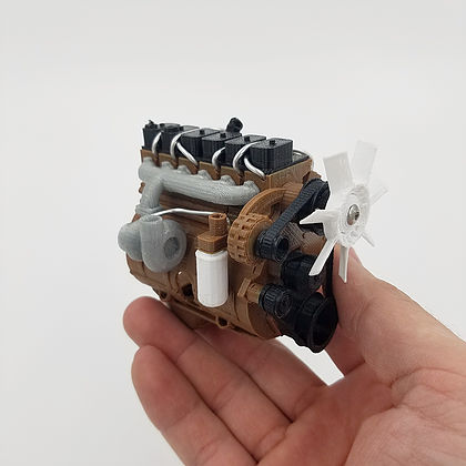 Two New 3d Printed Motor Enclosures From Exclusive Rc Rc