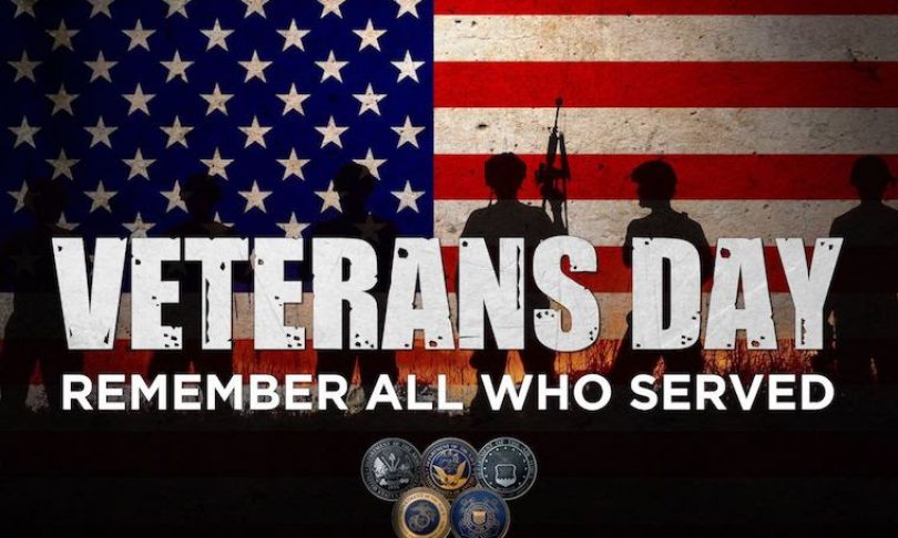 Save an Additional 11% During Exclusive R/C's Veterans Day Sale