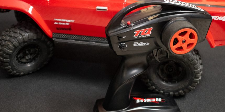 Review: Expansion RC 3D Printed Steering Wheel