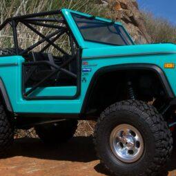 See it in Action: Axial's SCX10 III Early Ford Bronco RTR [Video]