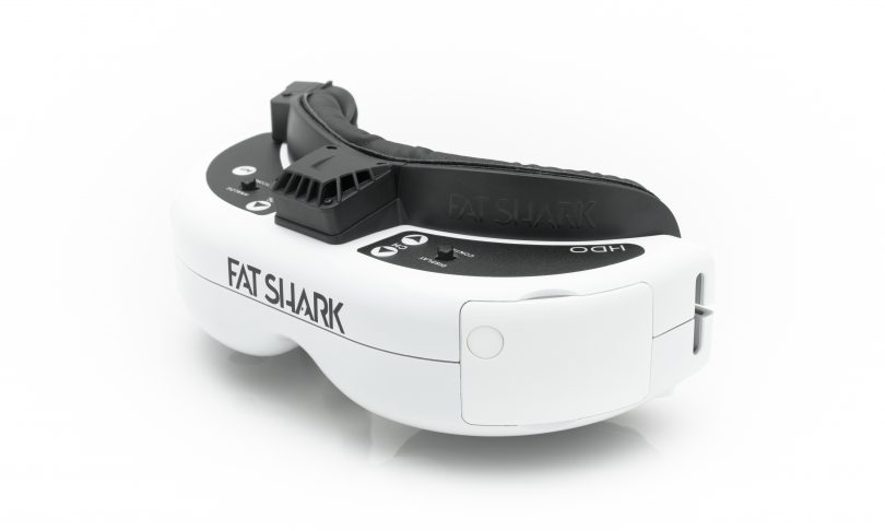 Fat Shark HDO FPV OLED Headset