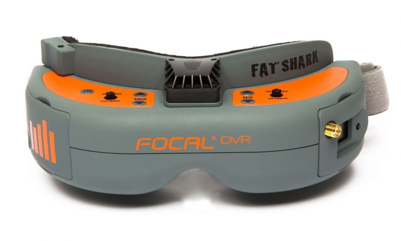 Capture Your FPV Action with the Spektrum Focal DVR Headset