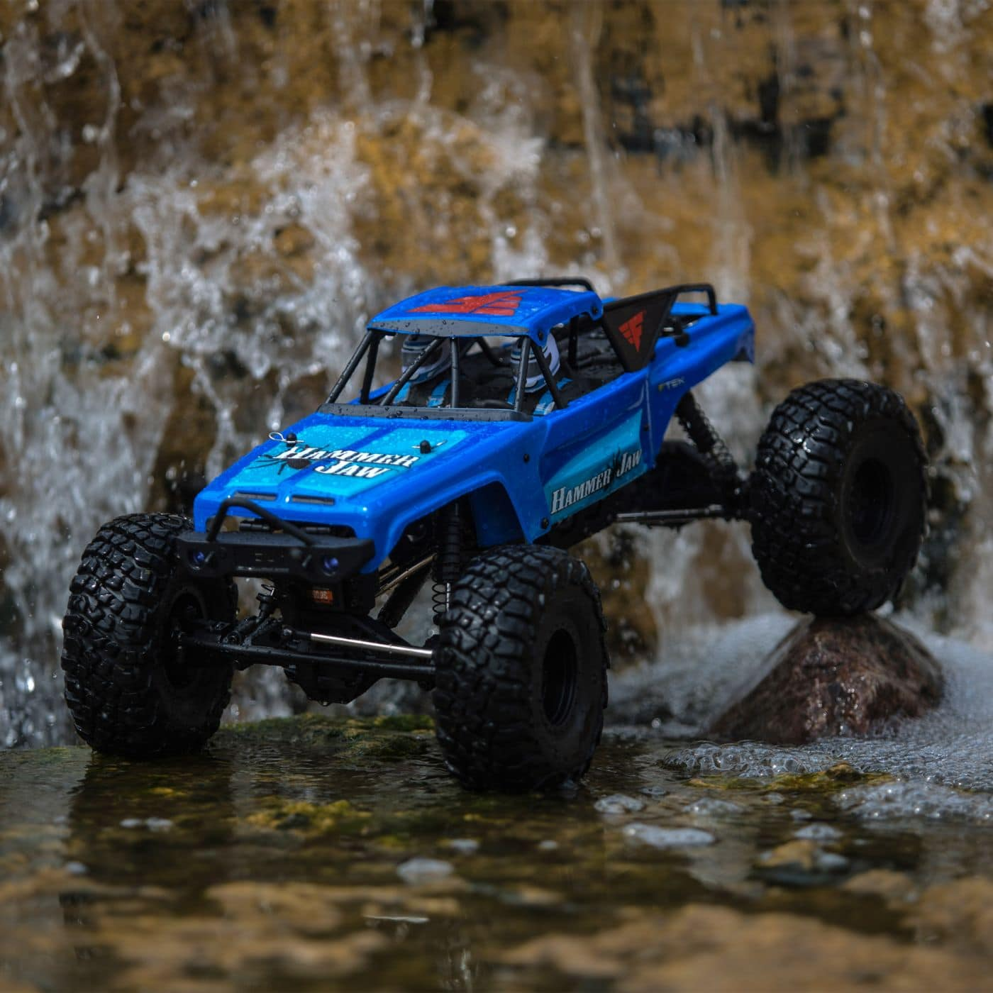 Force RC Hammerjaw Rock Bouncer - Outdoors