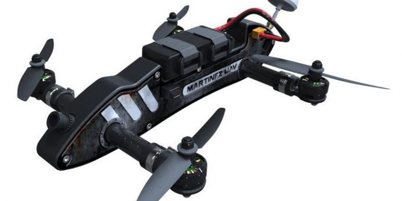 Fossils Stuff Event Horizon FPV Quadcopter/Multi-rotor Frame