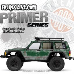 "FreqEsKinz ""Primer Series"" R/C Body Wraps"
