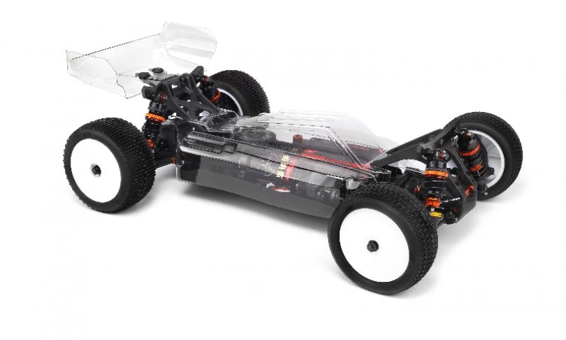 HB Racing Introduces Their D418 Electric 1/10-scale Buggy Kit