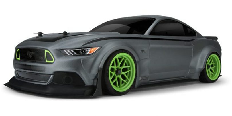 HPI's Sporty 2015 Ford Mustang RTR Spec 5 RS4 Sport 3