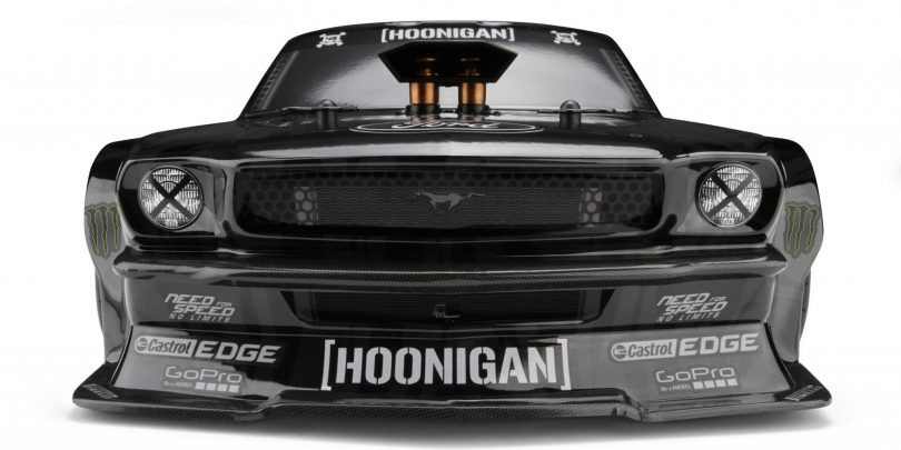 """Kill All Tires with Ken Block's 1965 Ford Mustang """"Hoonicorn"""" RS4 Sport 3"""