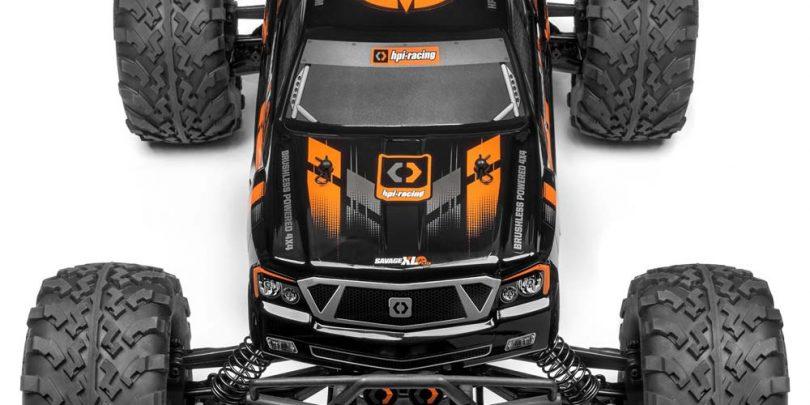 HPI Savage XL Flux R/C Monster Truck