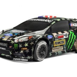 Rock the Block with the HPI WR8 Flux Ken Block Gymkhana Ford Fiesta