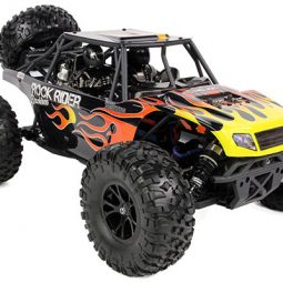 Helion Rock Rider BL 1/10-scale Rock Racer