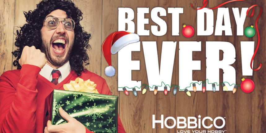 "Hobbico Wants You to Have the ""Best Day Ever"""