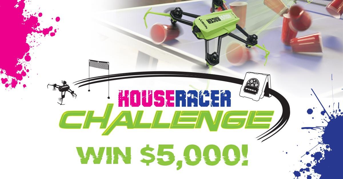 Hobbico's HouseRacer Challenge