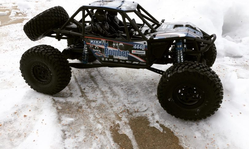 Upgrades and Hop-ups for the Axial RR10 Rock Racer
