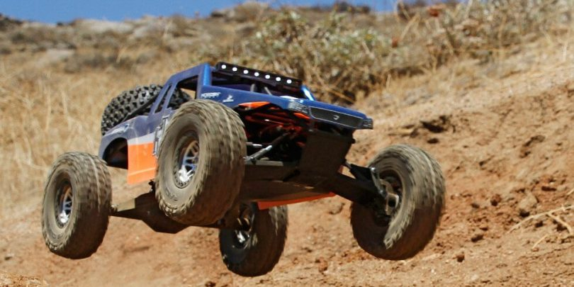 Vaterra Revs Up the Twin Hammers with a New Desert Truck Body