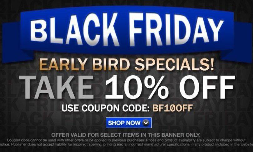Pre-Black Friday Savings on R/C Hop-ups & More at HobbyPartz.com