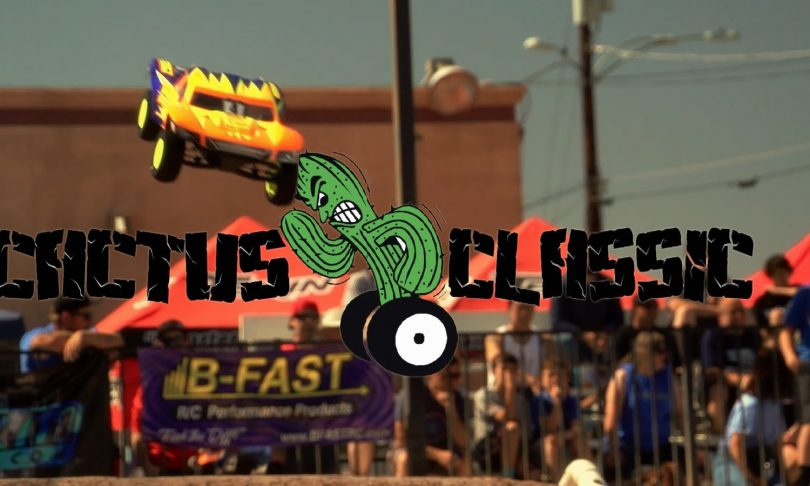 Come Drive With Us – The Cactus Classic [Video]