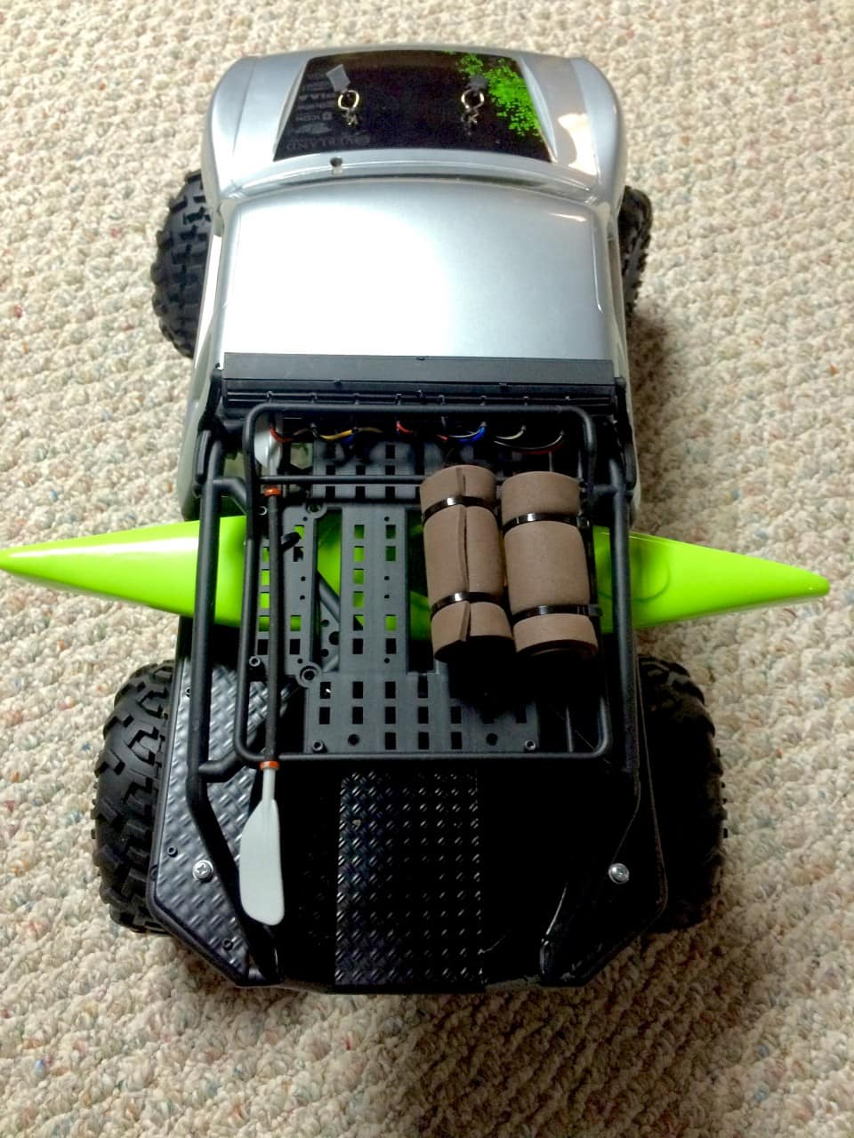 Pro Line Overland Roof Rack Installation And Overview Rc