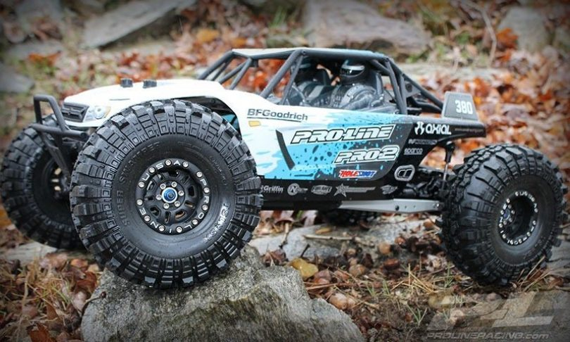 Pro-Line's New Faultline 2.2″ Bead-Loc Wheels for Axial Yeti