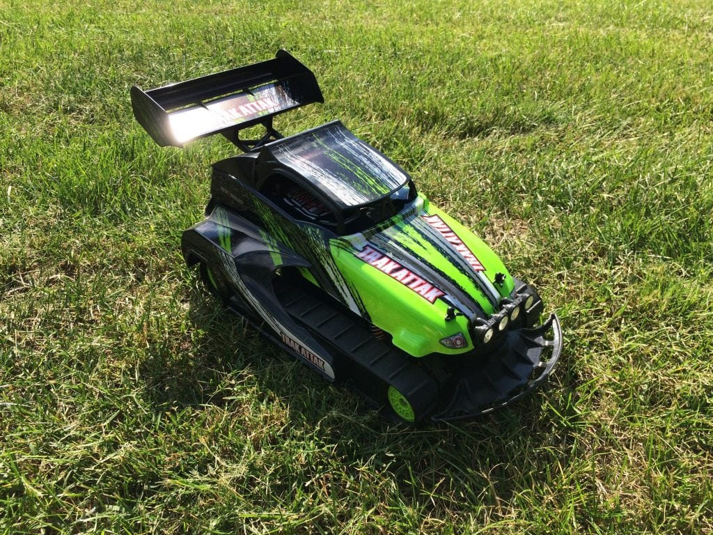 New Bright Trak Attak