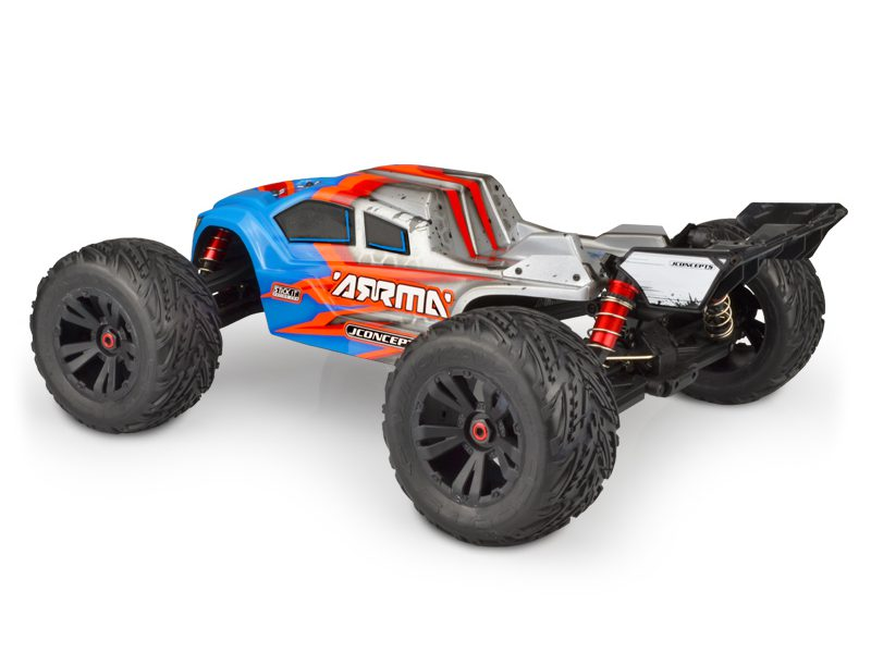 JConcepts ARRMA Kraton Finnisher Body - Rear