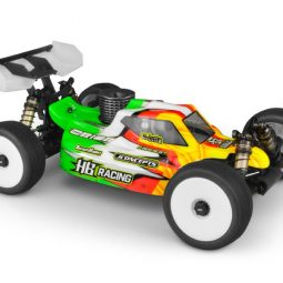 JConcepts S15 Body for the HB Racing D819