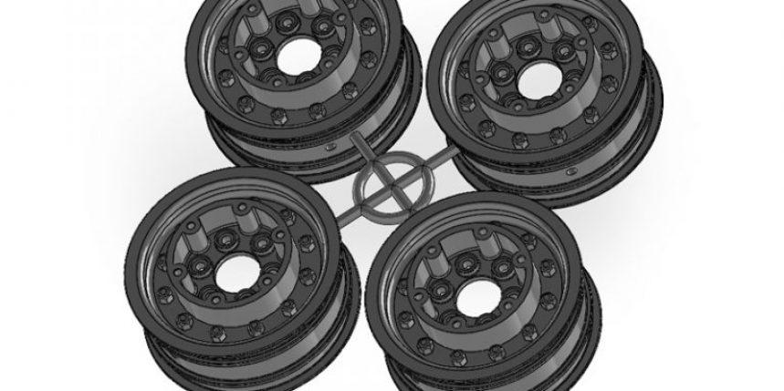 JConcepts Releases 3D Printed R/C Parts on Shapeways.com