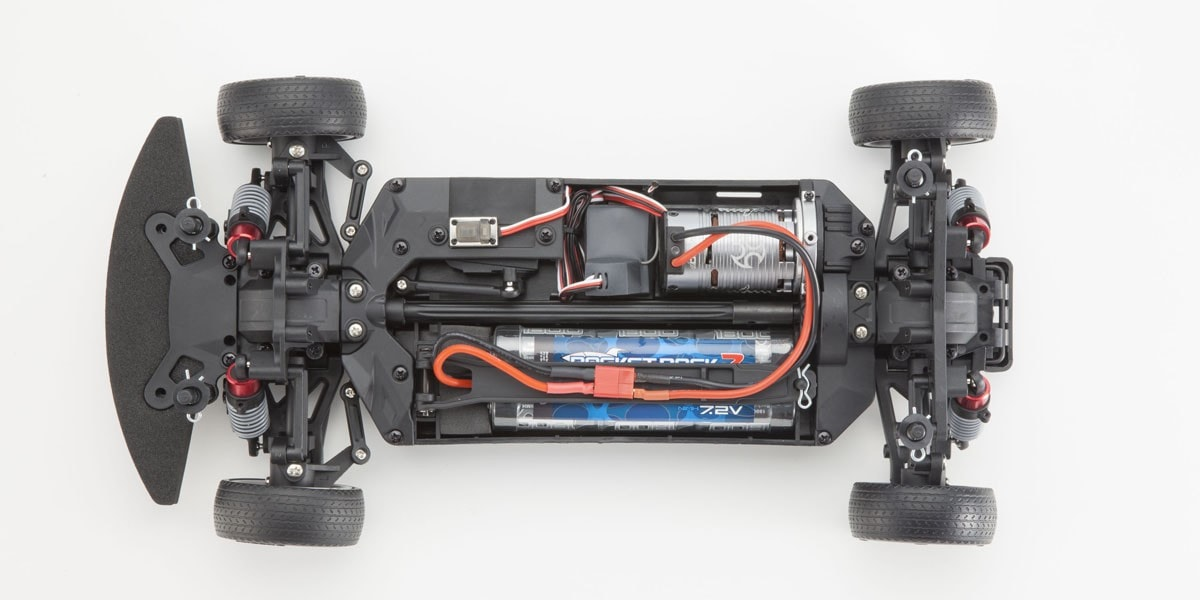 Kyosho Chevelle Chassis