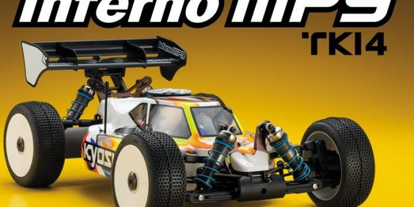 Kyosho Inferno MP9 TK14 Nitro Buggy