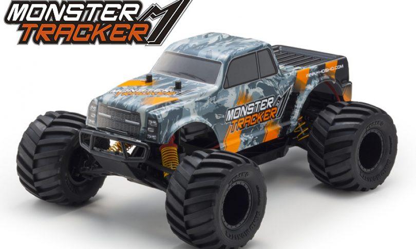 A Monster Truck for the Masses: Kyosho's 1/10 Monster Tracker