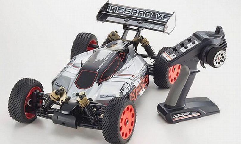 Kyosho Inferno VE Readyset Buggy