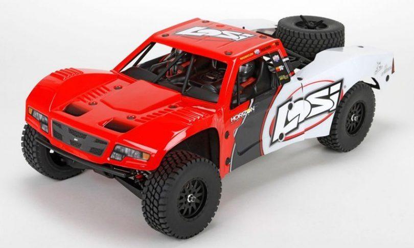 Losi Baja Rey 1/10 4WD Radio-Controlled Trophy Truck