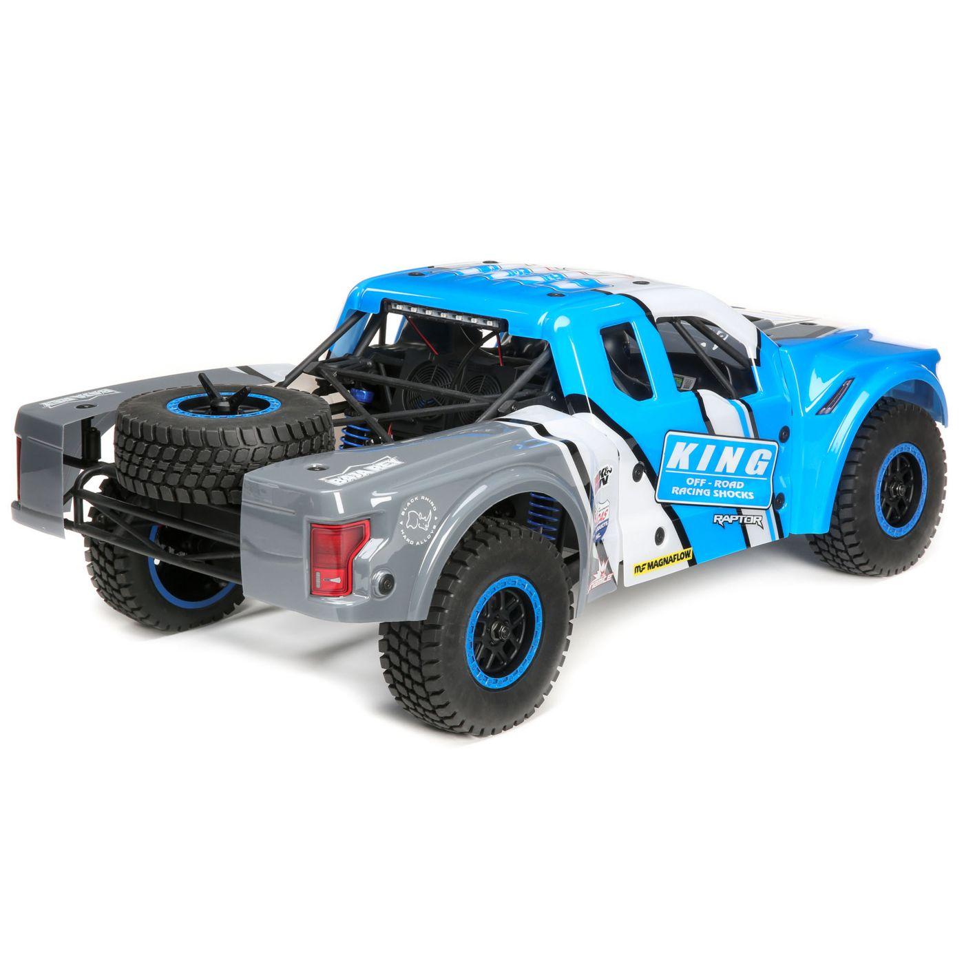 Losi Ford Raptor Baja Rey - Rear