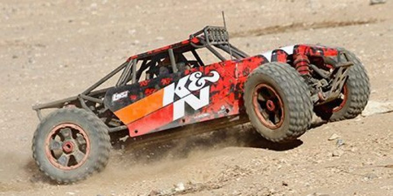 Losi's 1/5-scale DBXL Gets New Paint for 2016
