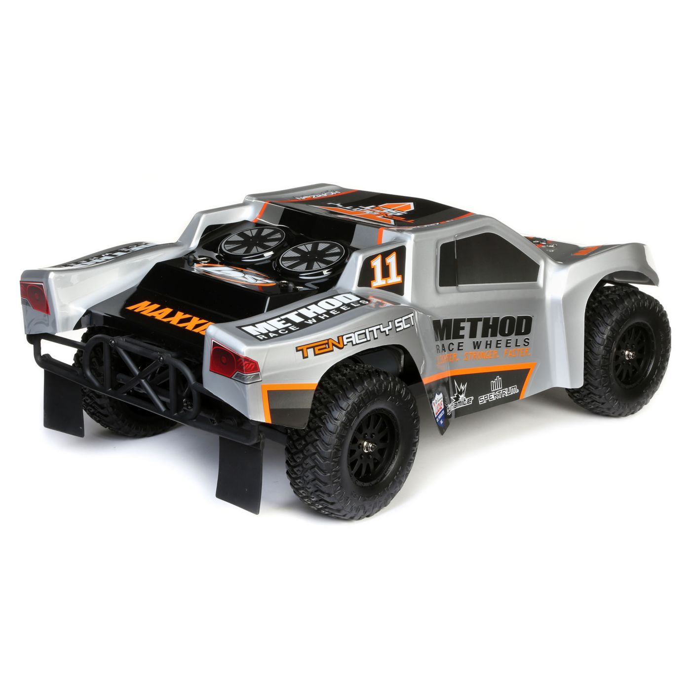 Losi Tenacity Brushed SCT - Rear