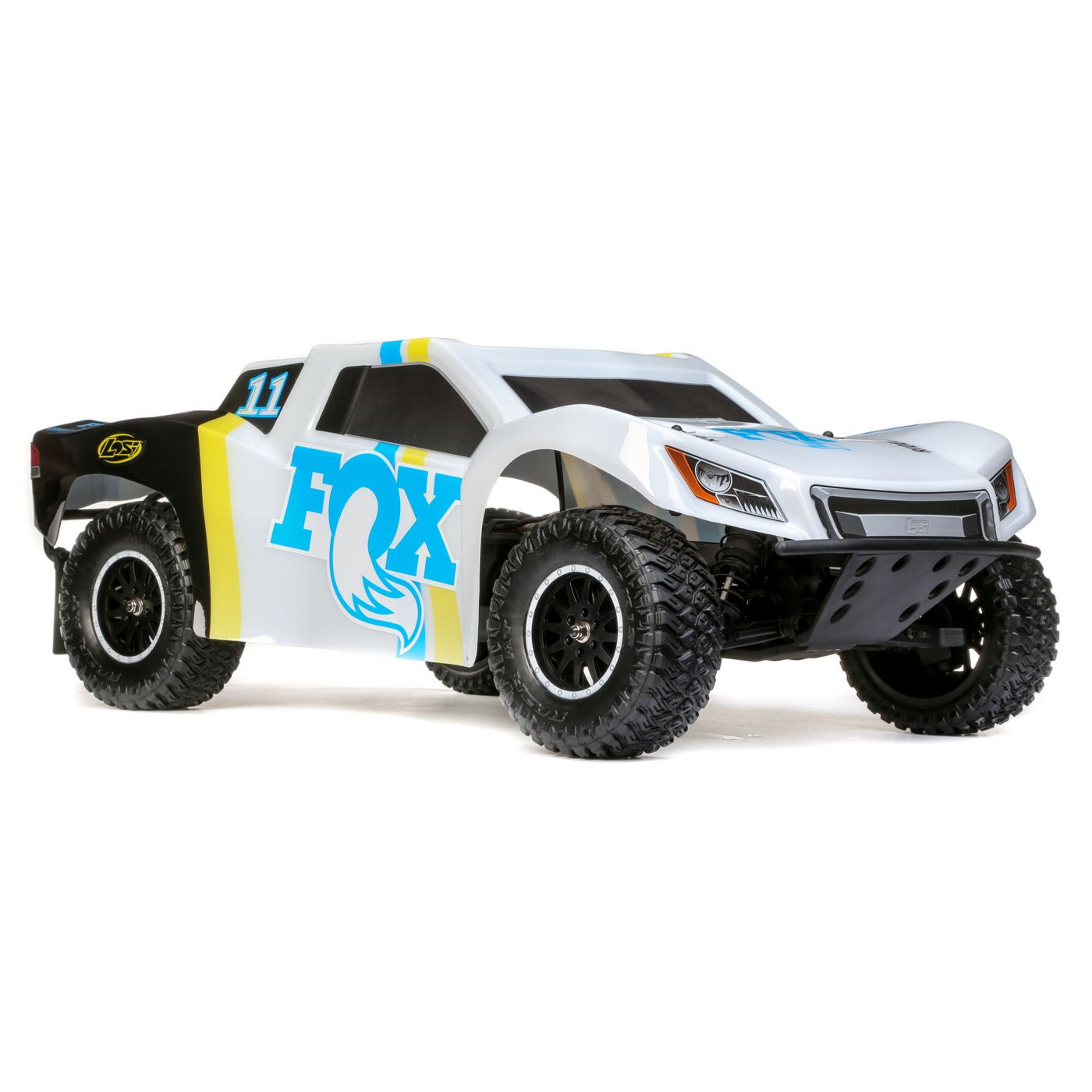 Losi Tenacity Brushed SCT - Side