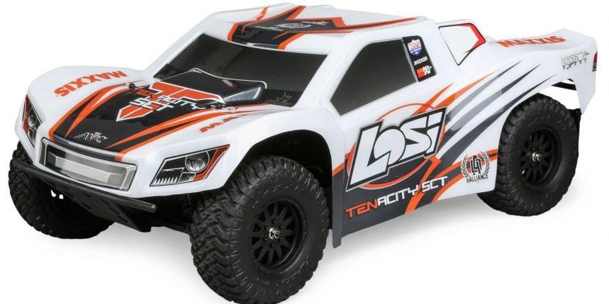 Losi's Fun-focused Tenacity 1/10 Short Course Truck