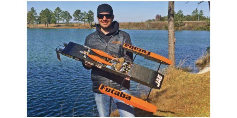 NASCAR Driver Martin Truex Jr. Signs with Futaba