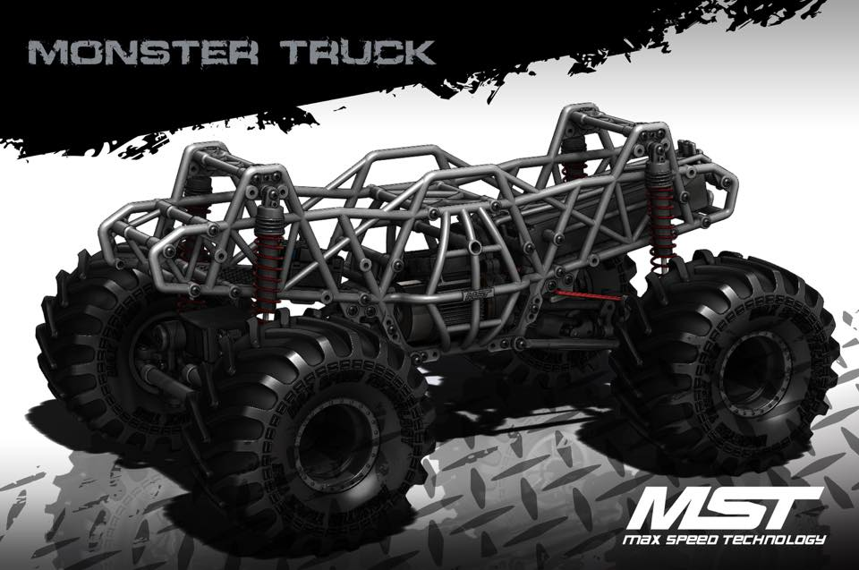 Max Speed Technolgy Teases Their Upcoming Monster Truck