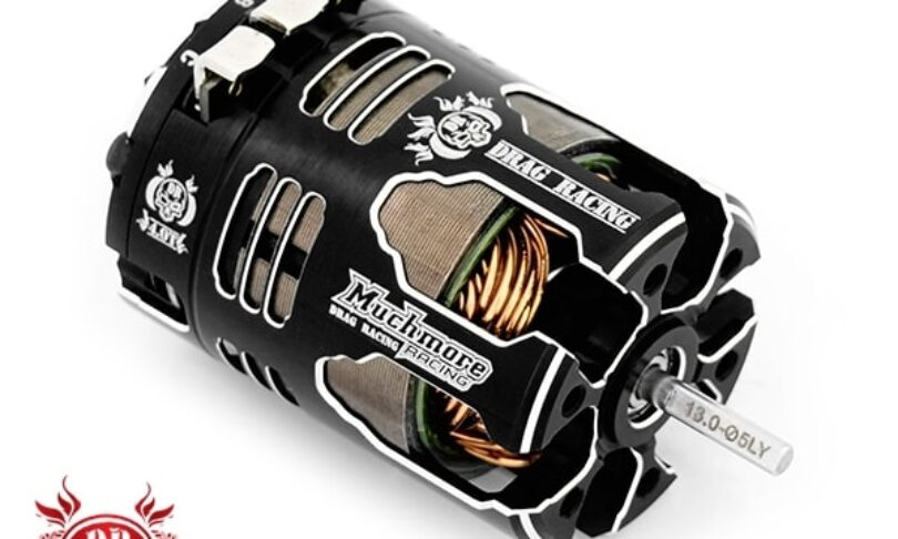 Muchmore Racing Releases Two New Brushless Motors for R/C Drag Racing