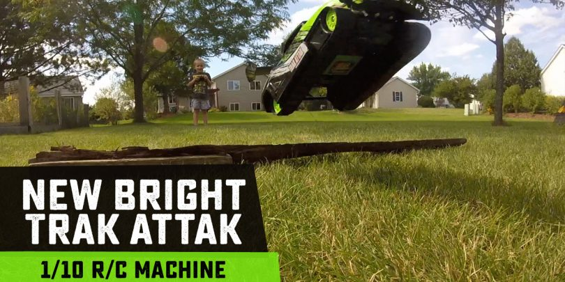 New Bright Trak Attak: The Review
