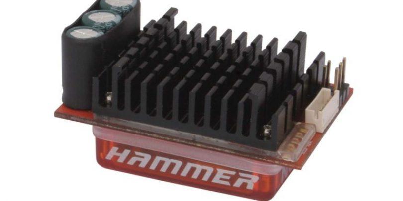 Novak's New Hammer Sensored 1/10 Brushless ESC