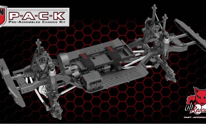 Redcat Racing Announces the GEN8 P.A.C.K (Pre-Assembled Chassis Kit)